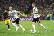 [김세윤의 눈] 약했던 독일과 한결같은 스웨덴