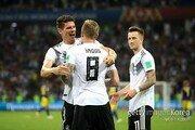 '누수 줄줄' 독일, 한국이 못 이길 팀 아니다