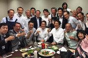 아베, 폭우때 日 자민당 의원들과 술자리 '구설'