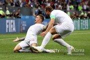 [월드컵] 잉글랜드, 전반 4분 선제골… 결승 진출 보인다