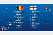 [월드컵] 벨기에 vs 잉글랜드… 3-4위전 선발 명단 발표
