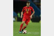 [월드컵] 벨기에, 뫼니에 전반 4분 선제골… 잉글랜드에 1-0