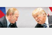 푸틴과 안보 손잡는 트럼프… 북핵-시리아 해법 머리 맞댄다