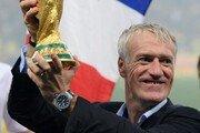 디디에 데샹, 역사상 세 번째 '선수-감독 월드컵 우승' 영광