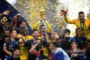 [프랑스 우승]'19세 207일' 킬리안 음바페, 첫 월드컵서 4골…'영플레이어상' 영광