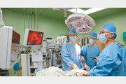 항암치료로 암세포 크기-수 줄인뒤 수술… 생존율 높여