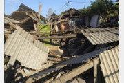 인도네시아 롬복섬 나흘 만에 또 6.2 규모 강진…사망자 400명선 근접