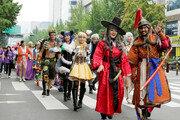 亞 최대규모 부천만화축제 '웹툰 바캉스'