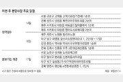 [부동산 캘린더]전국 1838채 분양… 본보기집 4곳 문열어
