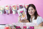 무설탕 야채칩… 웰빙 바람타고 뜬 '간식女王'