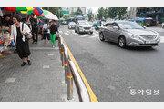 '노인교통사고 1번지' 오명 씻은 경동시장 사거리