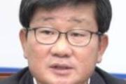 """전해철, 김경수 구속 영장에 """"특검, 무리한 수사…法, 공정한 판단 기대"""""""