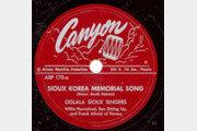 [김문성의 盤세기]컨트리 가수 지미 오즈번 필두로 한국전 노래 쏟아져