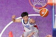 여자농구 단일팀, 대만에 연장 접전 끝 패배