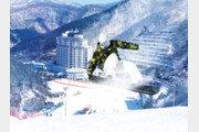 벌써 스키 시즌?…엘리시안강촌 시즌권 특가 판매