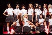[연예현장.jpg] 프로젝트 그룹 '이달의 소녀' 마침내 완전체