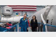 차이잉원, 이번엔 NASA 방문… 中 강력 반발