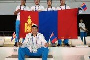 18홀 99타…아시아경기 높은 벽 실감 몽골 골프