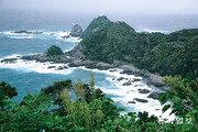 바다는 여기서 둘로 나뉜다… 태평양과 동중국해로