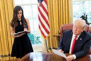 [글로벌 이슈/한기재]28세 '트럼프타워 걸'이 백악관 문고리 권력