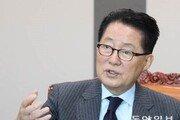 '여상규와 설전' 박지원, '정치9단' 행보로 오랜만에 시선집중