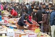 추석 차례상 19만3000원…전년비 3.9%↑