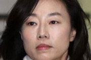 '블랙리스트' 조윤선, 구속 기간 끝나 23일 석방