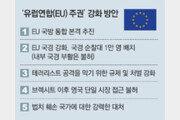 """융커 """"유럽 운명 우리 손으로""""… EU 주권강화 공식화"""