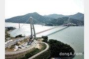 GS건설, 세계 최초 경사 주탑 현수교 '노량대교' 완공… 13일 개통