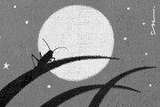 [나민애의 시가 깃든 삶]〈160〉달, 포도, 잎사귀