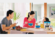 건강 먹거리 오트밀 '퀘이커'… 다이어트 식품으로 인기
