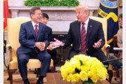 """靑 """"문대통령, 24일 트럼프 대통령과 만날 예정"""""""
