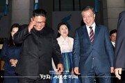 남북정상, 순안공항→비행기→삼지연공항→車→백두산 중턱→궤도차→장군봉