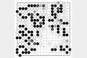 [바둑]알파고 vs 알파고 특선보… 쥐어짜내는 팻감