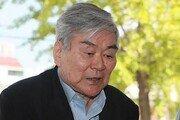 """'횡령·배임' 혐의 조양호 회장, 검찰 출석…""""성실히 조사받겠다"""""""