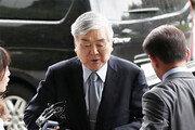 조양호 회장 또 공개소환… 올해 4번째 포토라인 서