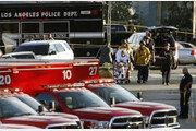 LA 학교 앞서 총격사건으로 2명 부상, 범인 1명 체포