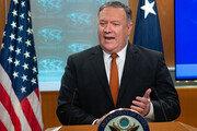 """폼페이오 """"중국, 러시아보다 미국에 더 큰 위협"""""""