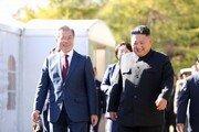 文대통령 국정지지도 61%…'평양회담'에 11%p 급등