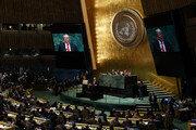 """트럼프 """"대담하고 새로운 평화 위해 北과 대화…김정은에 감사"""""""