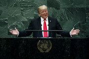 """트럼프, 유엔 안보리서 """"중국 美중간선거 개입"""" 비난"""
