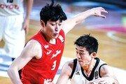 '높이 열세' SK, 아시아챔피언스컵 준결승서 日에 54:78 패배