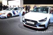 [파리모터쇼 2018]현대차, 자동차 본고장서 '고성능 N' 시험대 올려