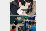 개와 교감하고 VR로 직업체험… 교실서 세상과 소통하는 법 배운다