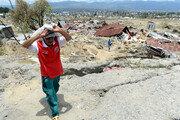 印尼 지진때 지반 액상화로 사라진 마을… '집단 무덤' 지정 고려