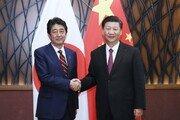 """시진핑·아베, 26일 베이징서 회담…""""양자간·북한 문제 논의"""""""