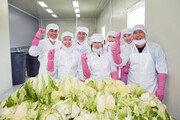 건강한 절임배추 생산으로 간편한 김장 문화 앞장