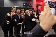 BTS에 文대통령 내외도 '들썩'…한·불 우정콘서트 공연 관람