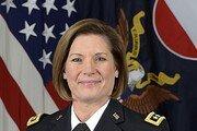 美육군 전력사령부, 사상 최초 '여성 사령탑' 세웠다