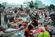 인도네시아 지진 피해 지원 군수송기 파견 기간 연장